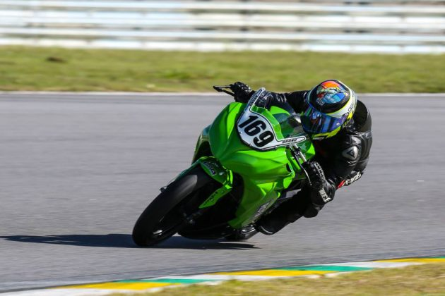Bruno Ribeiro, #169, Duda Racing