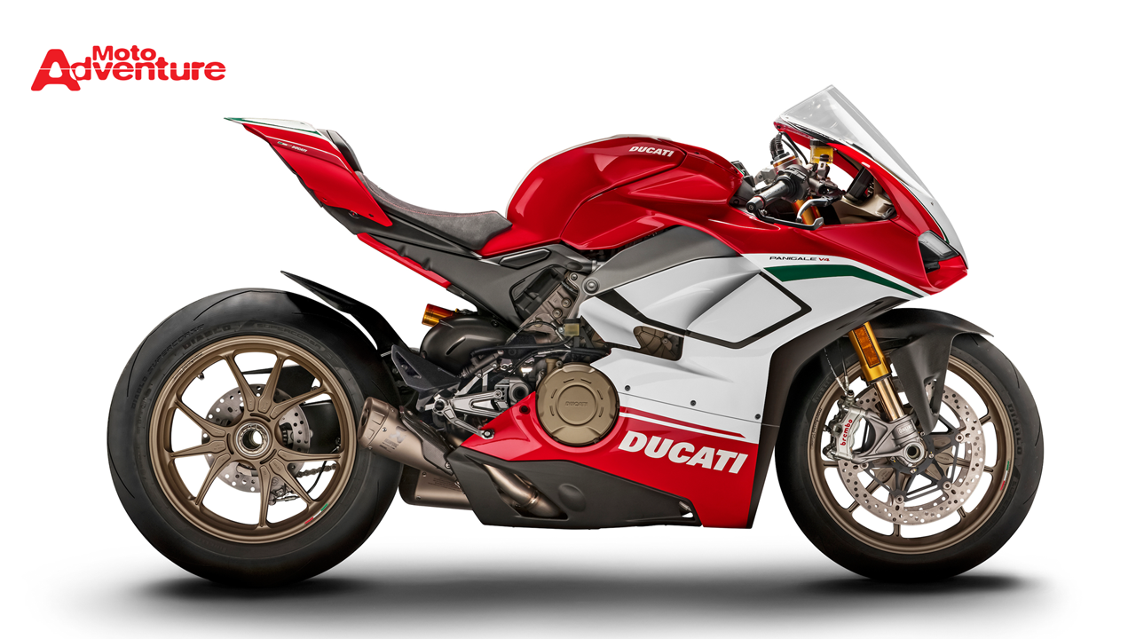 ducati panigale v4 speciale do motogp para as ruas. Black Bedroom Furniture Sets. Home Design Ideas